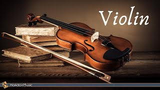 Classical Music - Violin Vivaldi, Mozart, Tchaikovsky...