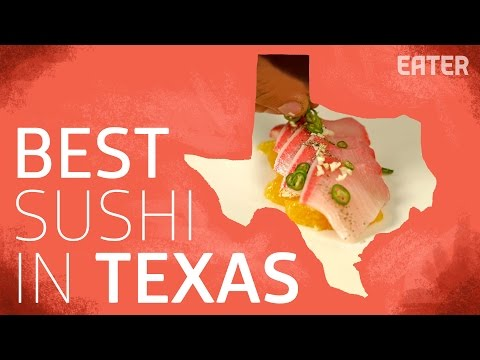 There Is Only One Place In Texas For Sushi. This Is What Their Menu Looks Like. from YouTube · Duration:  1 minutes 7 seconds