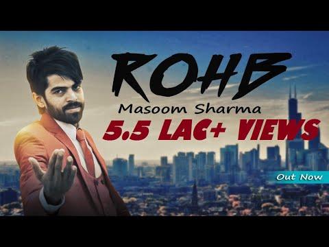 ROHB (Official Video) - Masoom Sharma | Vivek Ror | New Haryanvi Songs 2019 I Panwar Video