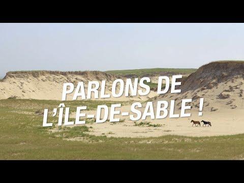 Parlons de l'île-de-Sable!