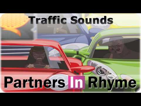 Traffic Sound Effects, Cars and Trucks on Freeways and Roads