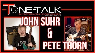 Ep. 14  - John Suhr and Pete Thorn!  Is Van Halen's Plexi stock or modded? With Dave and Marc