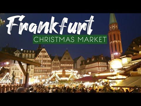 Frankfurt Christmas Market - Frankfurter Weihnachtsmarkt 2016