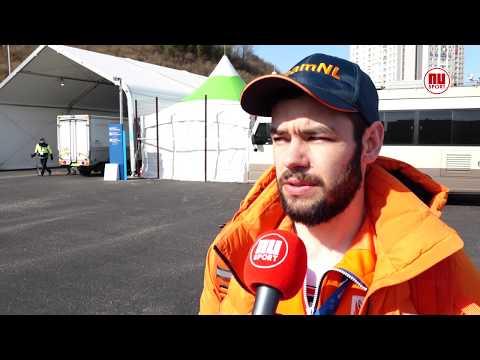 Knegt vindt prestatie op Spelen 'zuur' ondanks zilveren medaille