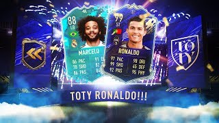 99 TOTY RONALDO & TOTY FLASHBACK MARCELO! - FIFA 20 Ultimate Team