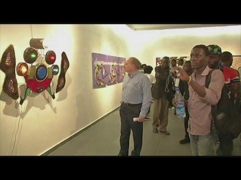 RD Congo, Biennale des arts