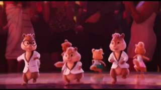 Alvin y las ardillas aventura sobre ruedas Tú eres mi hogar
