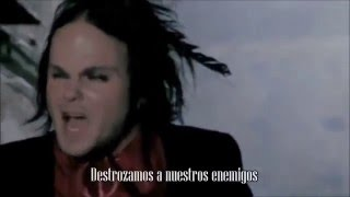 Apocalyptica feat. Lauri Ylonen - Life burns (Sub. Español)