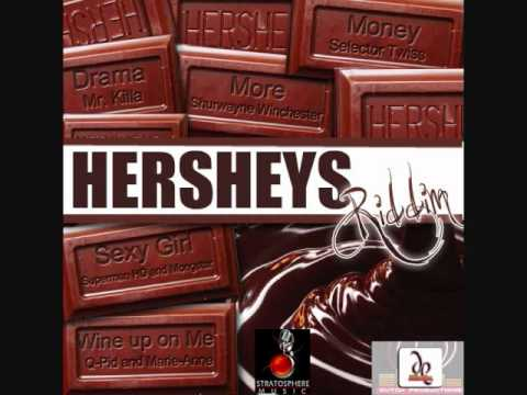 Hersheys Riddim Mix (DJ Triniboy)