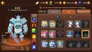 Sand Wraith (and a late Bulbie) Review | Monster Super League