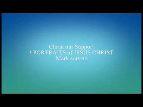 5 Portraits of Jesus Christ Mark 6:45 - 52 Brother Albert Sunil