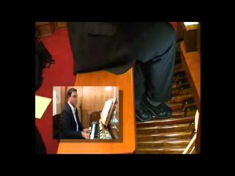 Sonata No 6 by Felix Mendelssohn