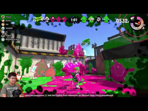 Splatoon 2 - Sloshing up the ranks