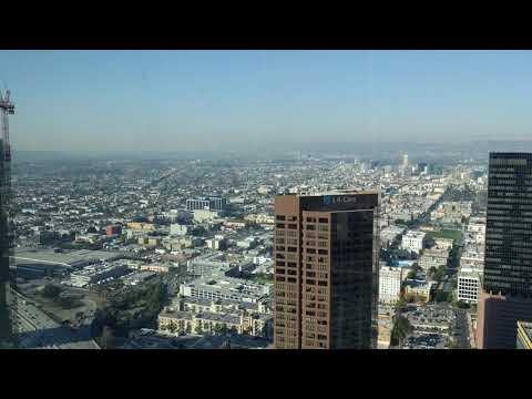 Fantastic views of InterContinental Downtown Los Angeles