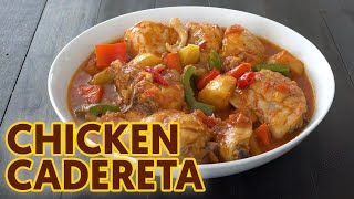 How to Cook Chi¢ken Caldereta