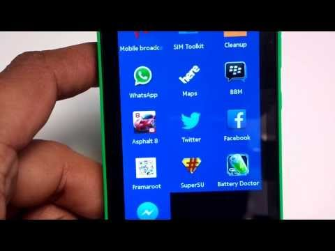 How to Root Nokia X (Android)