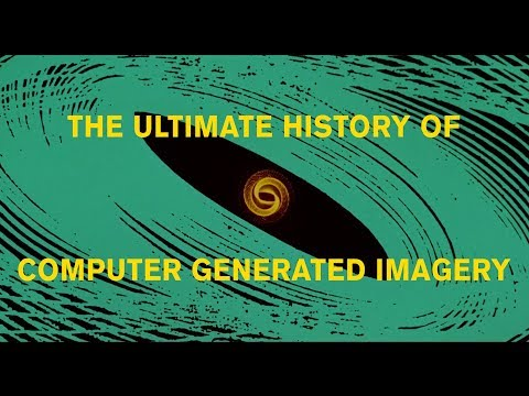 THE ULTIMATE HISTORY OF CGI