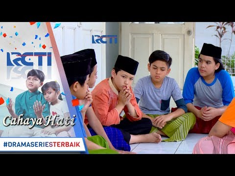 CAHAYA HATI - Yusuf Dan Kawan kawan Sedang Mencari Ide Untuk Drama Religi [15 September 2017]