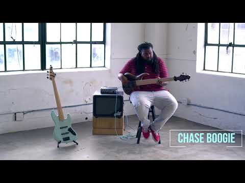 Africa D'Angelo Bass Cover by Chase Boogie
