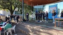 Pelikarhut 2019-2020 esittely Karhulan torilla 14.9.2019