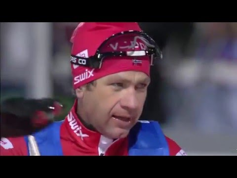 A comeback   biathlon world cup 2015 2016 week 1 highlights   men 20km race