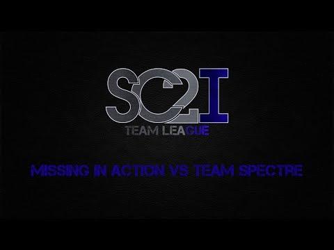 Missing In Action vs Spectre - TvP - Game 1  - SC2ITL