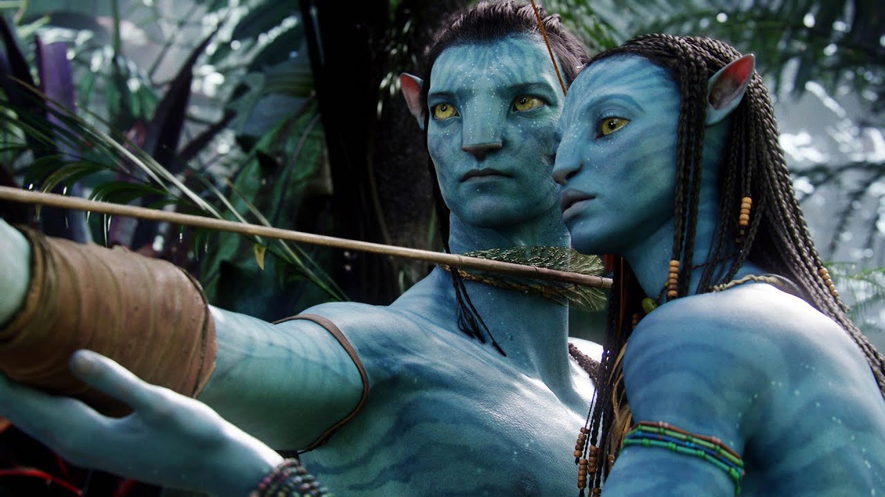 james cameron's avatar full movie all cutscenes cinematic - youtube