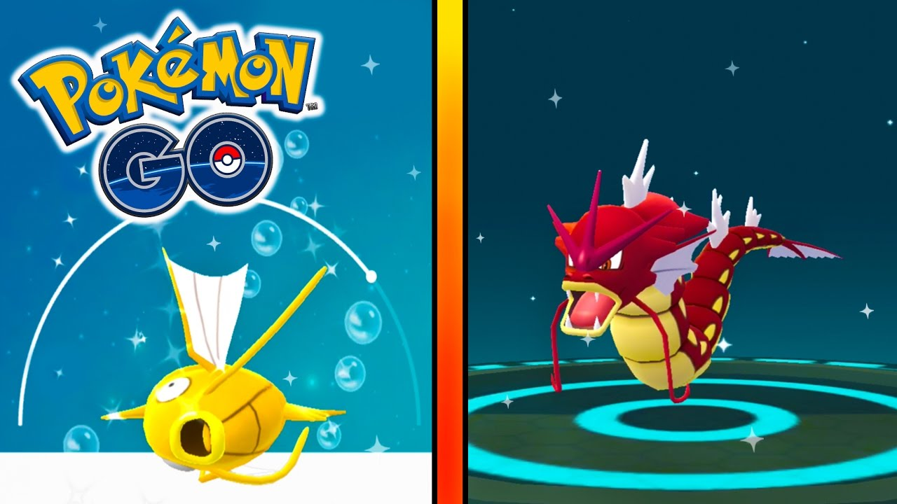 how to catch red gyarados in pokemon go