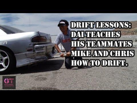Behind the Smoke Ep 22: Missile Drifting Lessons - Dai Yoshihara Formula Drift 2011 Season