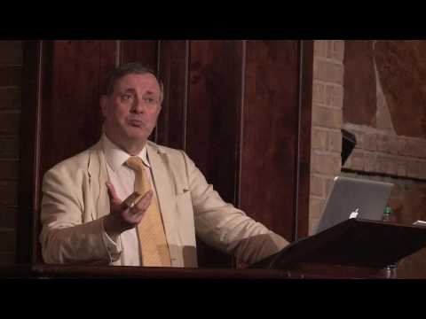 Lecture - Alister McGrath - The Big Questions: Richard Dawkins Vs C.S. Lewis on the Meaning of Life