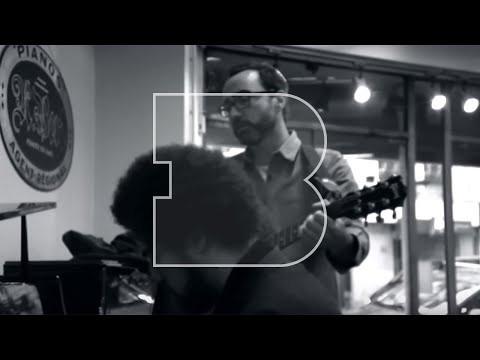 Broken Bells - The Changing Lights   A Take Away Show