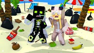DER SCHLECHTESTE STRAND in MINECRAFT?! - Minecraft [Deutsch/HD]