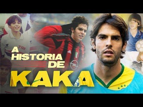 Conheça toda a HISTÓRIA de KAKÁ
