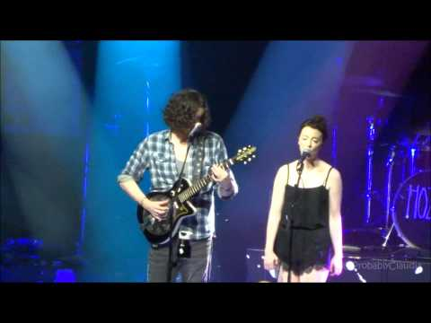 In A Week - HOZIER (Featuring Alana Henderson) LIVE from Detroit 2015