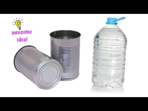 6 TOTALLY STUNNING IDEAS TO RECYCLE WASTE MATERIALS!😍😊