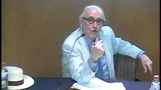 """ALFREDO JALIFE:""""TECNOLOGÍA Y FINANZAS SE HAN CONVERTIDO EN AMENAZA"""" 1/4"""