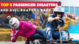 5 des meilleures éjections de passagers de boîte à savon   Boîte à savon Red Bull
