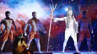 Shiv Tandav Dance performance