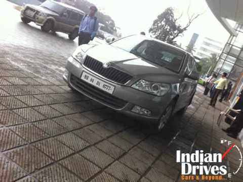 Skoda Laura Tsi Intirior & Review By Indian Drives