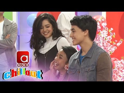 ASAP Chillout: Maymay and Edwards most kilig moment in Loving in Tandem