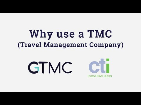 Why Use A Travel Management Company (TMC)
