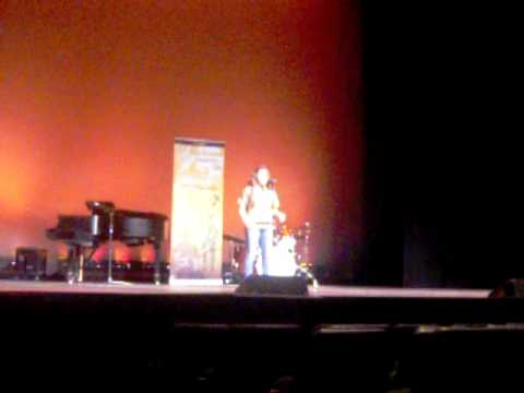 "A 12-year-old from Sunflowers Academy sings ""One and Only"" by Adele"
