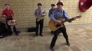 Ансамбль ПАРНАС - Сюрприз Ксении для Вадима 28 июня 2015