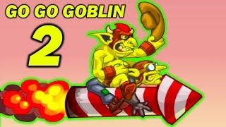 NAJDŁUŻSZY LOT GOBLINA! | GO GO GOBLIN 2 #admiros