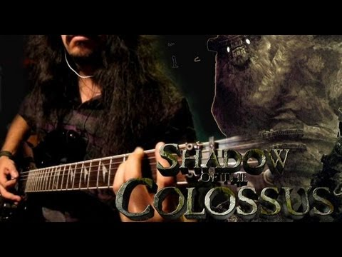 Shadow Of The Colossus - A Despair-Filled Farewell (guitar Cover)