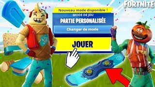 "🔴PARTDAL ""AEROPLANCHE ARRIVE ON FORTNITE ""CODE CREATOR: illegal-YT"""