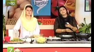 Layered Potato And Chicken Bake By Chef Samina   Zaiqa