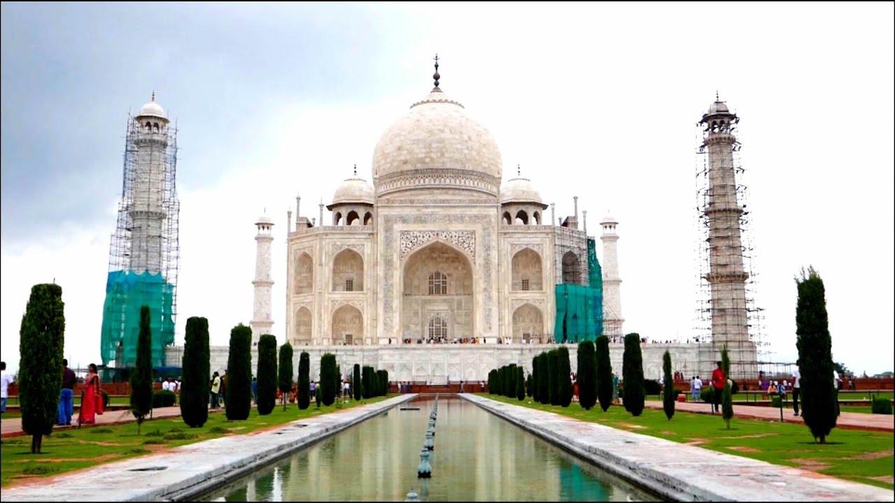 Taj Mahal World Wonder In Agra Trip From New Delhi