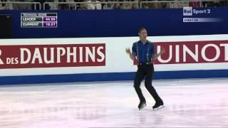 2015 Figure Skating World Champs Shanghai - men - SP - Jason BROWN