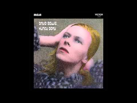 David Bowie - Hunky Dory (Side Two) - 1971 - 33 RPM